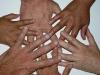 Hands of ACEBAR & MayaCREW