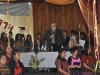 Board Member Max Kintner Presenting at Graduation, November 2014