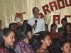 MayaCREW's Raymond Waespi Speaking with Scholarship Graduates