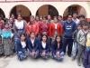 Scholarship Students at Aguas Escondidas