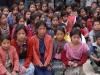 Children at Aguas Escondidas