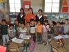 Classroom in Rural School