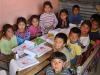 Kindergarten in Saquilla School