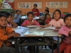 Students at Saquilla