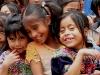 Three Girls at Rural School
